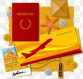 Visa Flights - Stock Illustration Vexel PNG