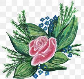 Flower Paint - Flower Microsoft Paint Floral Design PNG