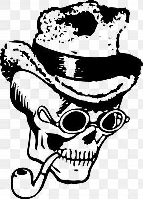 Sugar Skull - Skull Visual Arts Hat Clip Art PNG