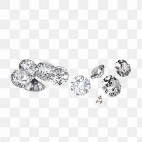 Crystal Diamond - Jewellery Diamond Crystal Carat PNG
