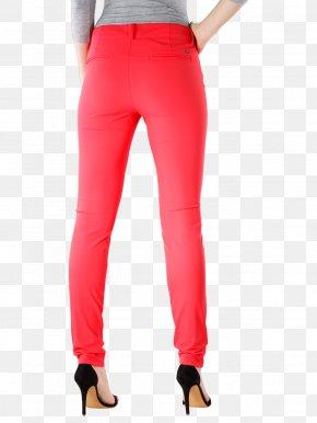 Womens Pants - Waist Jeans Leggings Pants PNG