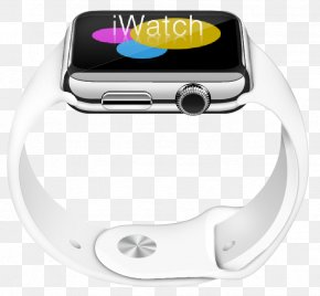 Vector Painted Apple Apple Watch,watch - IPhone 6 Apple Watch Smartwatch PNG