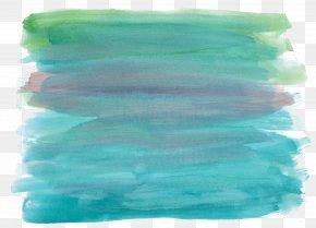 Graffiti Gradient Blue Water Powder Creative Decorative Patterns - Blue Designer Color Gradient PNG