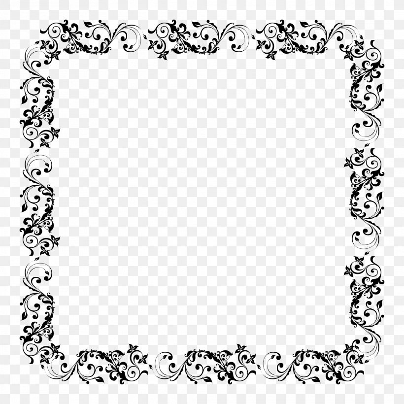 Picture Frame Clip Art, PNG, 2126x2126px, Book Of Shadows, Area, Beltane, Black, Black And White Download Free
