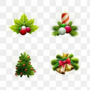 Christmas Tree - Christmas Tree Christmas Ornament Illustration PNG