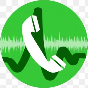 Call Recorder Icon - Clip Art Telephone Call Voice Over IP Vector Graphics PNG