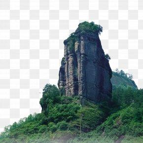 Mountain Peak - Mount Wuyi Wuyi Mountain Gulangyu Wuyi County, Zhejiang Wuyishan, Fujian PNG