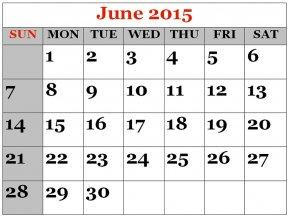 June Calendar Cliparts - Calendar September December November Clip Art PNG