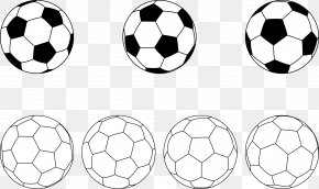 Soccer Ball - Football Player Sporting Goods PNG