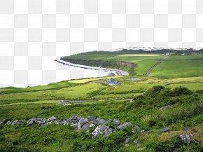 Ireland Town Landscape Thirteen - Ireland Display Resolution Theme Wallpaper PNG