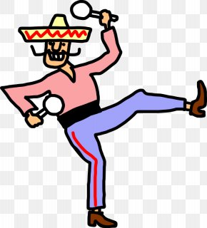 Mexican - Dance Mexico Mexican Cuisine Mexicans Clip Art PNG