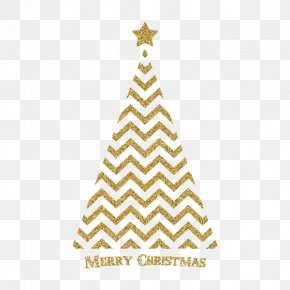 Gold Personalized Christmas Tree - Bulletin Board Textile Bedding Toddler Bed Infant Bed PNG