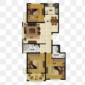 Vector Apartment Layout - Floor Plan Apartment PNG