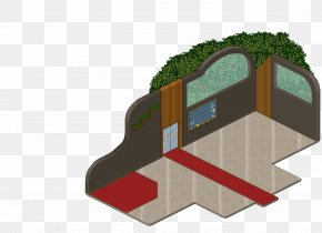 Backgrounds - Habbo Photo Albums Game Hall Sala PNG