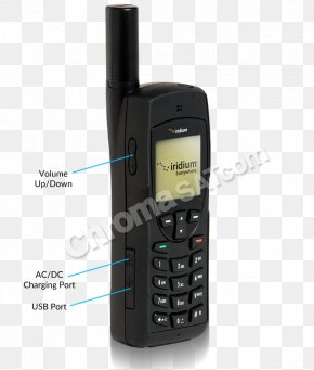 Rechargeable Mobile Phone - Mobile Phones Telephone Satellite Phones Iridium Communications Telephony PNG