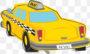New York Cliparts - Statue Of Liberty Taxicabs Of New York City Yellow Cab Clip Art PNG