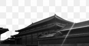 Building - China Architecture Facade Chinoiserie Architectural Style PNG