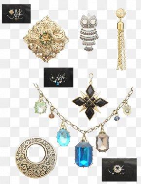 Jewellery - Earring Body Jewellery Necklace Gemstone PNG