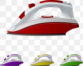 Vector Iron - Clothes Iron Euclidean Vector PNG