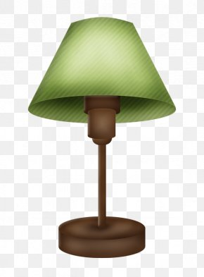 A Lamp - Light Lampshade Lampe De Bureau PNG