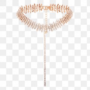 Necklace - Necklace Choker Jewellery Chain Charms & Pendants PNG