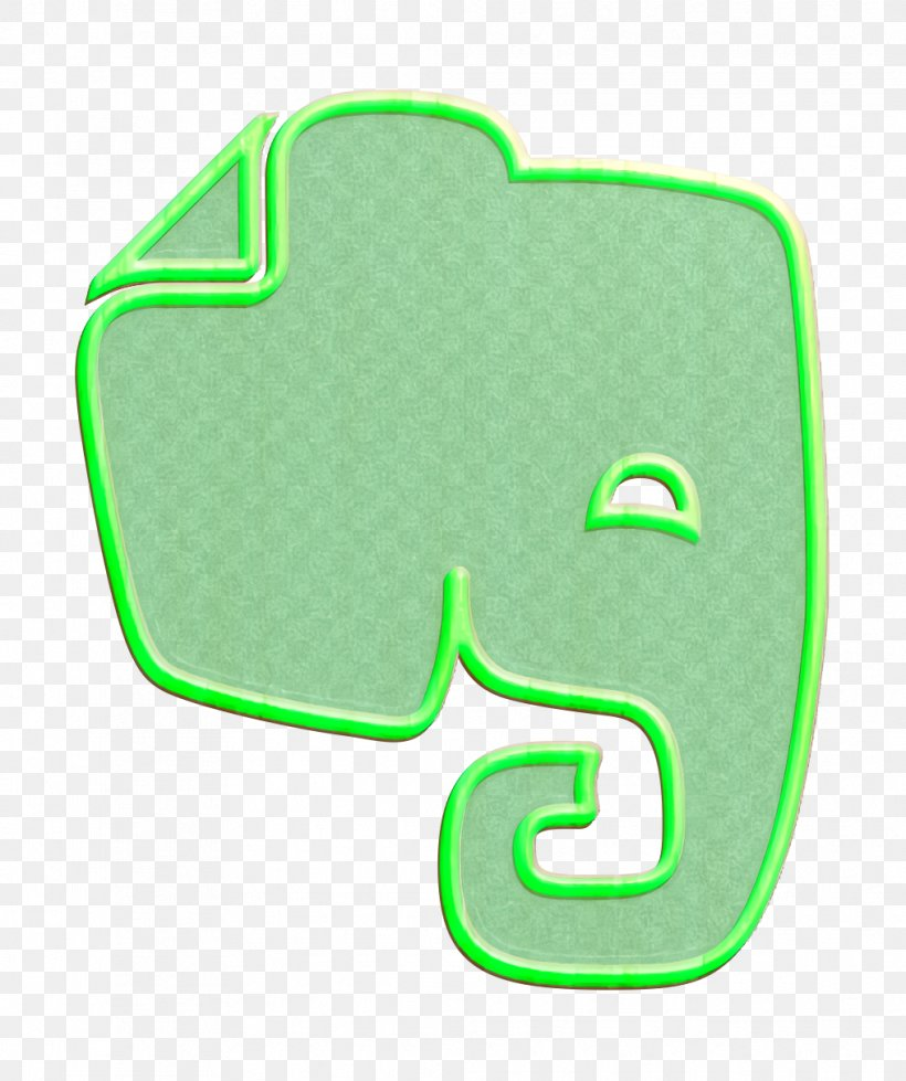 Evernote Icon Line Icon Social Icon, PNG, 1016x1214px, Evernote Icon, Green, Line Icon, Logo, Social Icon Download Free