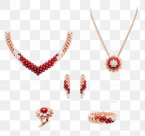 Bouton Dor - Necklace Van Cleef & Arpels Jewellery Watch Gold PNG