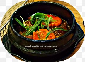 Korean Restaurant - Romeritos Korean Cuisine Yoogane Restaurant Food PNG