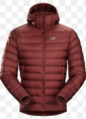 Arc'teryx - Hoodie Arc'teryx Clothing Down Feather Jacket PNG