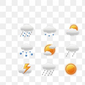 Weather Icon - Weather Forecasting Rain Logo PNG