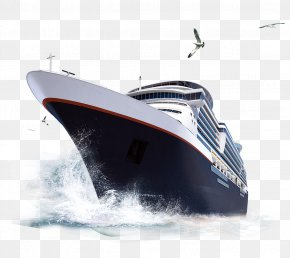 Cruise Ship - The Miracle Ship: Conversations With John Gillespie Information PNG