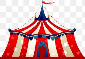 Circus Tent - Circus Drawing Illustration PNG