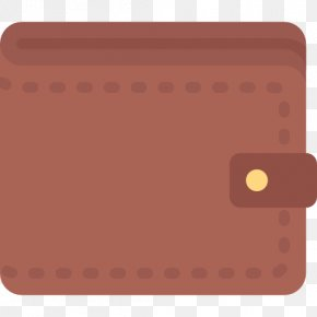 Wallet - Material Rectangle Font PNG