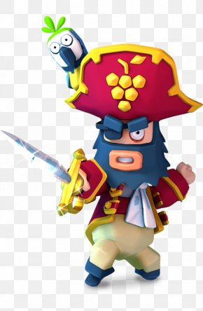 Pirate Doll - Tonglu County Pencil Piracy Doll PNG