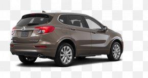 Car - 2018 Buick Envision General Motors Car Dodge Journey PNG
