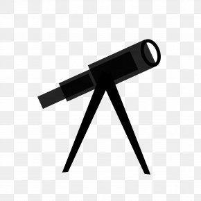 Optical Telescope Drawing Clip Art PNG