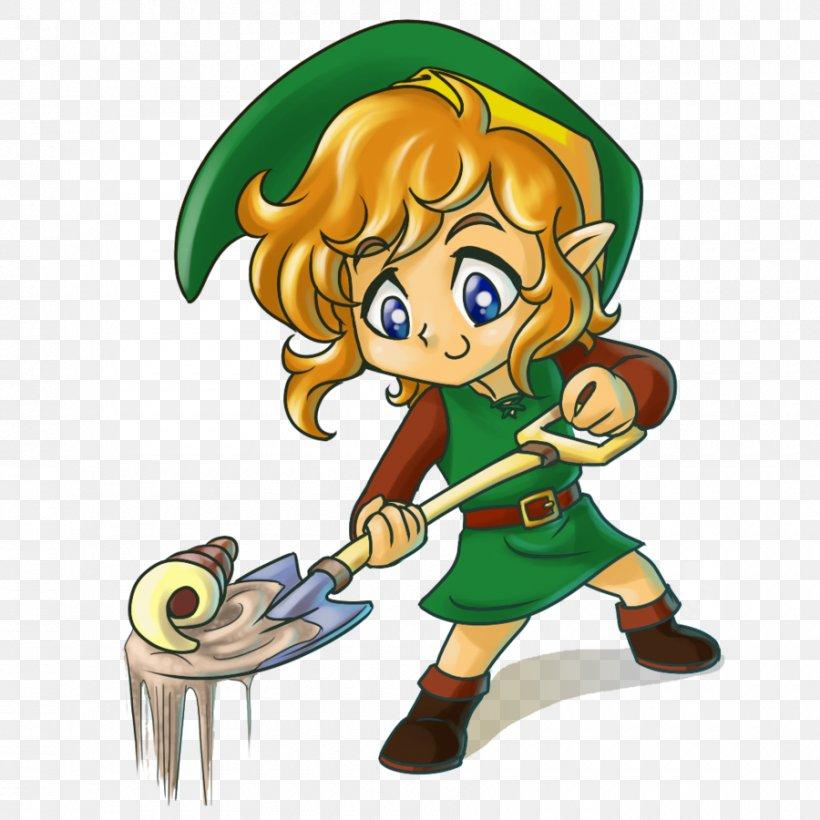 Deviantart The Legend Of Zelda Link S Awakening Fan Art
