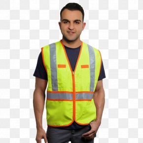 T-shirt - High-visibility Clothing T-shirt Gilets Safety PNG