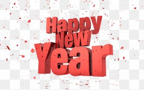 Happy New Year - New Years Day New Years Eve Wish New Years Resolution PNG