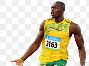 Usain Bolt Clipart - Usain Bolt 2016 Summer Olympics Sprint 2012 Summer Olympics 2015 Special Olympics World Summer Games PNG