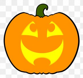 Jack O Lantern Face - Jack-o'-lantern Pumpkin Cucurbita Maxima Clip Art PNG