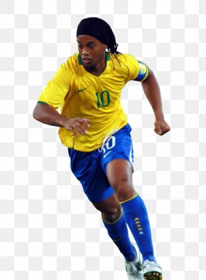 Football - Ronaldinho Brazil National Football Team Football Player Paris Saint-Germain F.C. PNG
