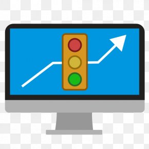 Output Device Computer Monitor Accessory - Traffic Light Cartoon PNG