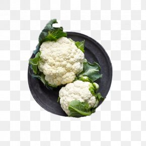 2 Cauliflower - Cauliflower Vegetable Food Cabbage Romanesco Broccoli PNG