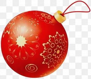Christmas Tree Holiday Ornament - Christmas Ornament PNG