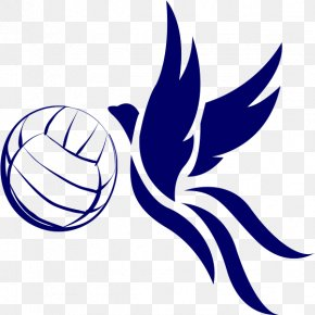 Silver Hockey Stick Logo - Volleyball Team Sport T-shirt Sports PNG