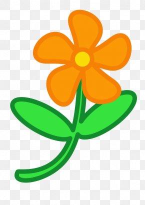 Daisy Flower Clipart - Flower Free Content Clip Art PNG