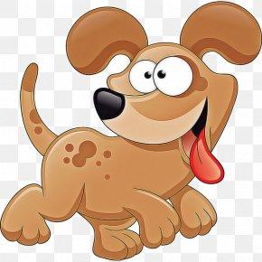 Dog Breed Animation - Cartoon Dog Puppy Animated Cartoon Clip Art PNG