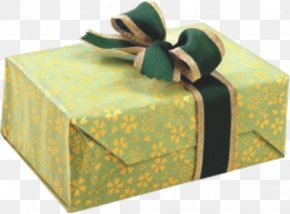 Gift - Paper Box Gift Wrapping Packaging And Labeling PNG