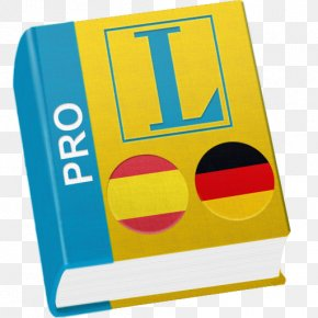 German English Bilingual Visual Dictionary - Brand Product Design Rectangle Font PNG
